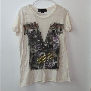 NWOT MetalHead size XS t shirt